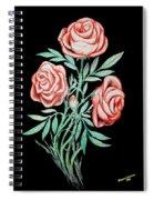 Blossom In High Spirit #3 Spiral Notebook