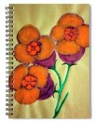 Blossom In High Spirit #6 Spiral Notebook