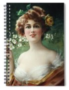 Blossoming Beauty Spiral Notebook