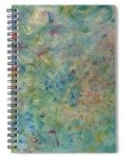 Blossoming Spiral Notebook
