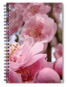 Blossoms Art Print Pink Spring Blossom Baslee Troutman Spiral Notebook