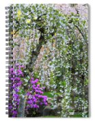 Blossoms Galore Spiral Notebook