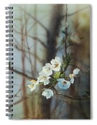 Blossoms In The Wild Spiral Notebook