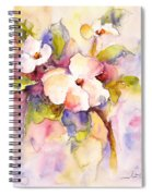 Blossoms Spiral Notebook