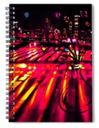 Blossoms Of The Night Spiral Notebook