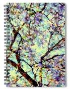Blossoms Up Spiral Notebook