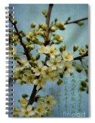 Blossomtime Spiral Notebook
