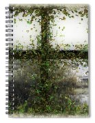 Blotted Out Spiral Notebook
