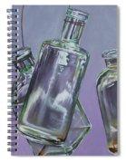 Blowing Rock Bottles Spiral Notebook