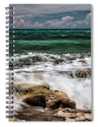 Blowing Rocks Preserve  Spiral Notebook