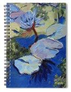 Blu I Spiral Notebook