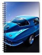 Blue '67  Spiral Notebook