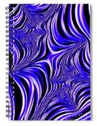 Blue Abyss Spiral Notebook