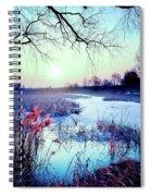 Blue Bayou Spiral Notebook