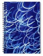 Blue Breasts Spiral Notebook