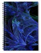 Blue Breeze Spiral Notebook