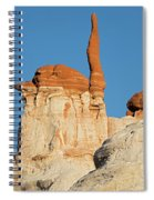 Blue Canyon Finger H Spiral Notebook