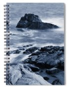 Blue Carmel Spiral Notebook