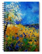Blue Cornflowers 450108 Spiral Notebook