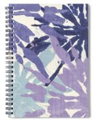 Blue Curry II Spiral Notebook