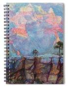 Blue Depths Spiral Notebook