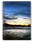 Blue Diablo Spiral Notebook