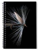 Blue Dun Spiral Notebook