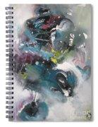 Blue Fever15 Spiral Notebook