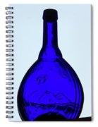 Blue Ginny Spiral Notebook