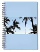 Blue Hawaiian Spiral Notebook
