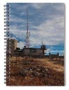 Blue Hill Weather Observatory 2 Spiral Notebook