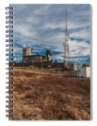 Blue Hill Weather Observatory Spiral Notebook