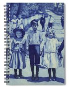 Blue Kids Spiral Notebook