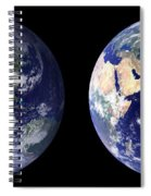 Blue Marble Composite Images Generated By Nasa Spiral Notebook