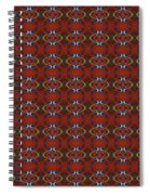 Blue Note Repeat Spiral Notebook