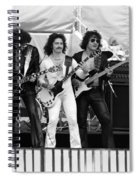 Blue Oyster Cult Spiral Notebook