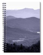Blue Ridge Impression Spiral Notebook