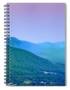 Blue Ridge Mountains Spiral Notebook