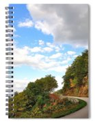Blue Ridge Parkway, Buena Vista Virginia 6 Spiral Notebook