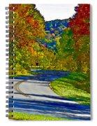 Blue Ridge Parkway Interpretation Spiral Notebook