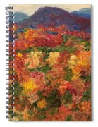 Blue Ridge Pastoral Spiral Notebook