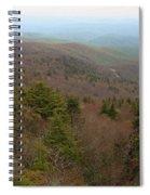 Blue Ridge View Spiral Notebook