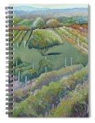 Blue Ridge Vineyards 4.0 Spiral Notebook
