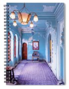 Blue Room Spiral Notebook
