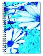 Blue Season Spiral Notebook