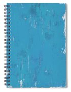Blue Sky Spiral Notebook
