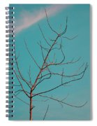 A Lovely Morning At Kerala Spiral Notebook