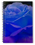 Blue Softness Spiral Notebook