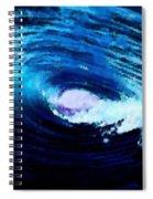 Blue Stew Spiral Notebook