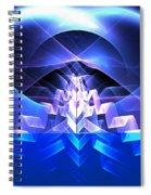 Blue Summit Spiral Notebook